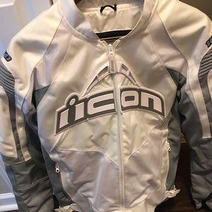 Icon Contra Motosports Motorcycle Jacket